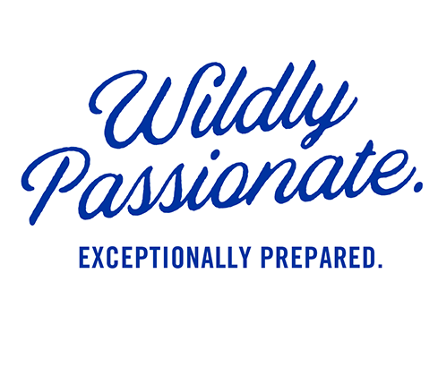 UKY Wildly Passionate Exceptionally Prepared Tagline No Background Color